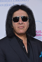 Gene Simmons @ the 4th annual Kaleidoscope ball held @ 3LABS.<br /> May 21, 2016