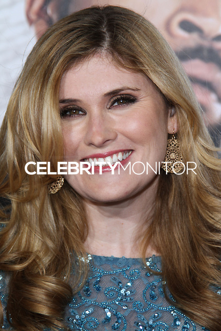 """HOLLYWOOD, CA - JANUARY 13: Natalia Reagan at the Los Angeles Premiere Of Universal Pictures' """"Ride Along"""" held at the TCL Chinese Theatre on January 13, 2014 in Hollywood, California. (Photo by David Acosta/Celebrity Monitor)"""