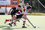 Hawkes Bay v North Harbour B. Men's U18 Hockey Nationals, Gallagher Hockey Centre, Hamilton. Sunday 11 July 2021. Photo: Simon Watts/www.bwmedia.co.nz
