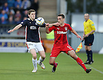 Blair Alston and Lee Wallace