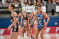 6th June 2021; Ken Rosewall Arena, Sydney, New South Wales, Australia; Australian Suncorp Super Netball, New South Wales, NSW Swifts versus Giants Netball; Maddy Proud of NSW Swifts
