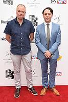 Steve Pemberton and Reece Shearsmith<br /> at the South Bank Sky Arts Awards 2017, Savoy Hotel, London. <br /> <br /> <br /> ©Ash Knotek  D3288  09/07/2017