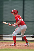 Philadelphia Phillies Ben Lively (38) during a minor league spring training intrasquad game on March 27, 2015 at the Carpenter Complex in Clearwater, Florida.  (Mike Janes/Four Seam Images)
