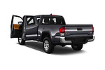 Car images close up view of a 2016 Toyota Tacoma SR5 Access Cab 4 Door Pick Up doors