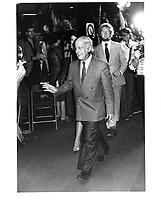 Rene Levesque , 22 Septembre 1980