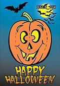 Lori, CUTE ANIMALS, LUSTIGE TIERE, ANIMALITOS DIVERTIDOS, halloween, paintings+++++3-HappyHalloween_1,USLS104,#ac#, EVERYDAY