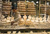 Türkei, Juwelier im Großen Basar in Istanbul