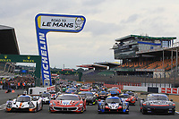 OFFICIAL PICTURE ROAD TO LE MANS