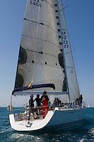 ESP 9383 MUCH & MORE José Fabre X-YACHTS 55 Independiente<br /> Salida de la 22 Ruta de la Sal 2009 Versión Este, Denia, Alicante, España