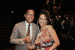 Dominique Morisseau and Branden Jacobs Jenkins receive 2015 Mimi Awards 11/16/15