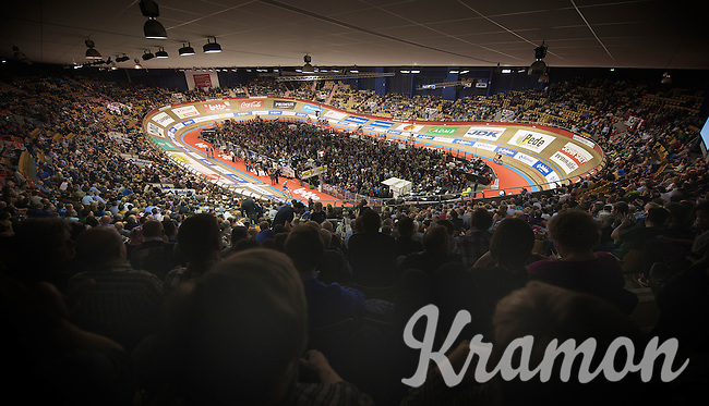 the 'Kuipke' track<br /> <br /> Gent6 2013