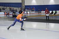 SPEEDSKATING: Calgary, 07-02-2020, ISU World Cup Speed Skating Calgary, 500m Men Division A, Hein Otterspeer (NED), ©foto Martin de Jong