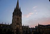 Oxford University<br /> Oxford, United Kingdom<br /> November 28, 2018<br /> <br /> University Church of St Mary the Virgin.