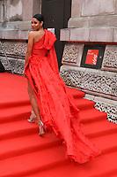 Vick Hope<br /> arriving for the BAFTA Film Awards 2020 at the Royal Albert Hall, London.<br /> <br /> ©Ash Knotek  D3554 02/02/2020