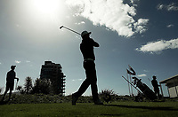 Mark Brown. Day one of the Renaissance Brewing NZ Stroke Play Championship at Paraparaumu Beach Golf Club in Paraparaumu, New Zealand on Thursday, 18 March 2021. Photo: Dave Lintott / lintottphoto.co.nz