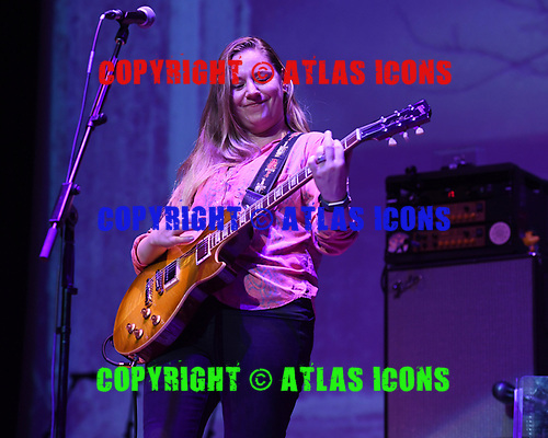 PEMBROKE PINES FL - OCTOBER 27: Joanne Shaw Taylor performs at the Charles F. Dodge City Center on October 27, 2019 in Pembroke Pines, Florida. Photo by Larry Marano © 2019