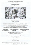 """New York Musical Festival production of  """"Alive! The Zombie Musical"""" at the Alice Griffin Jewel Box Theatre on July 29, 2019 in New York City."""