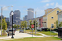 Harmony Oaks apartments replaced outdated public housing units in post-Katrina New Orleans, Thurs., Sept. 5. 2013.