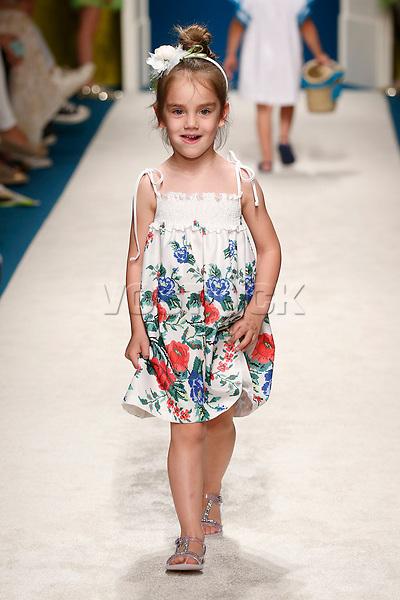 Picola Ludo - Pitti Bimbo Kids - spring summer 2017 - Florence - June 2016