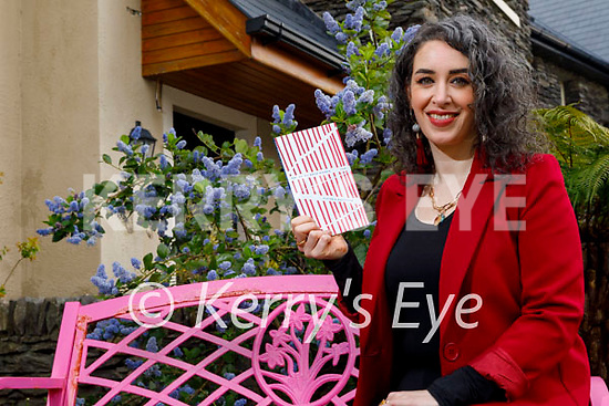 """Poet Victoria Kennifick at home in Tralee after releasing a new collection of poems called Eat or we both starve"""""""