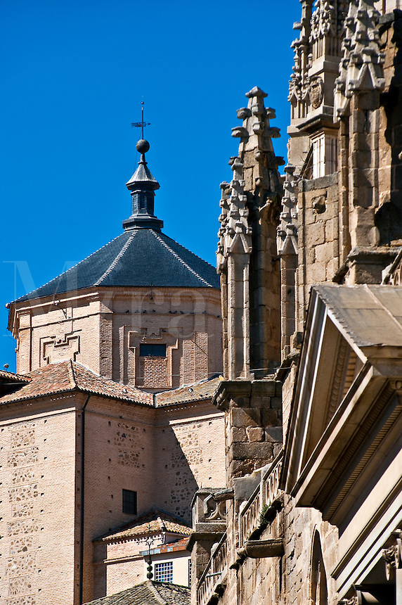 Holy Church Cathedral, Toledo, Spain