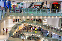 KL Sentral Shopping Mall, Kuala Lumpur, Malaysia.