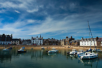 Stonehaven and Stonehaven Harbour, Aberdeenshire, Scotland
