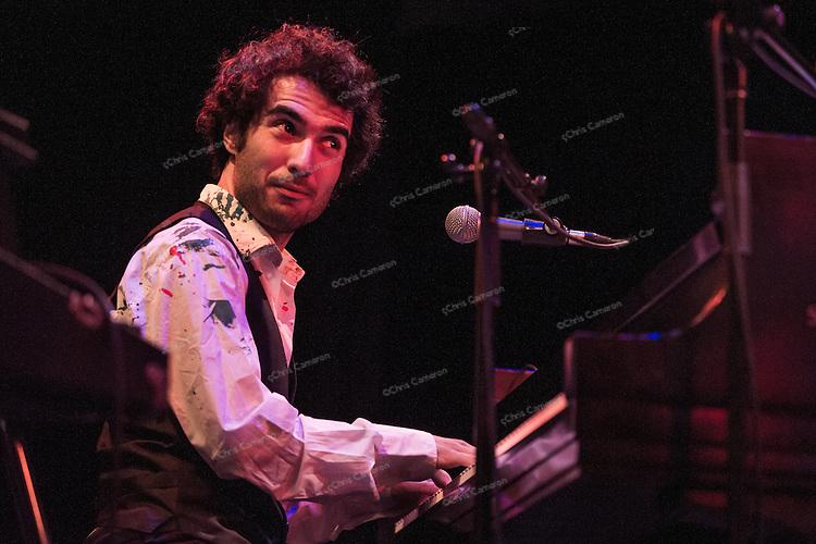 Tigran Hamasyan at Performance Works, June 28, 2014 TD Vancouver International Jazz Festival