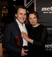 Guy A Lepage<br /> ,<br /> 30 ieme gala des Gemeaux ,<br /> le 30 septembre 2015, a la Place-des-arts<br /> <br /> Photo : Agence Quebec Presse