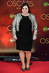 Inma Cuevas attends to the photocall before the cocktail of the night of the Oscar of Movistar+ at Gran Teatro Principe Pio in Madrid. February 28, 2016. (ALTERPHOTOS/BorjaB.Hojas)