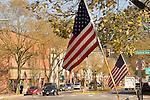 Main street, Wellsboro, Pennsylvania