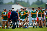 after the Allianz Football League Division 1 Semi-Final, between Tyrone and Kerry at Fitzgerald Stadium, Killarney, on Saturday.