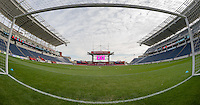 Chicago, IL - Sunday Sept. 04, 2016: Toyota Park prior to a regular season National Women's Soccer League (NWSL) match between the Chicago Red Stars and Seattle Reign FC at Toyota Park.