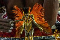 Rio de Janeiro (RJ), 22/02/2020 CARNAVAL - RJ - DESFILE - Desfile das escolas de samba Unidos de Bangu, da Serie A, neste sabado (22), no sambodromo, no centro do Rio de Janeiro (RJ). (Foto: Ellan Lustosa/Codigo 19/Codigo 19)