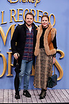 Manuel Martos and Amelia Bono attends to Mary Poppins Returns film premiere at Kinepolis in Pozuelo de Alarcon, Spain. December 11, 2018. (ALTERPHOTOS/A. Perez Meca)