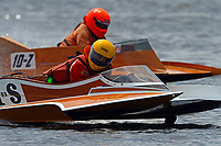 1-S and 10-Z   (Outboard Hydroplanes)