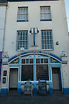Dolphin Hotel Plymouth Devon Uk where Beryl Cook the artist used as her local.