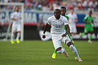 Jacksonville, Florida - Saturday, June 7, 2014: The USMNT lead Nigeria 1-0 at half time at EverBank Field.