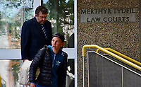 2019 07 30 Jonathan Kay Merthyr Tydfil Crown Court, Wales, UK