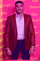 Tommy Fury<br /> arriving for the ITV Palooza at the Royal Festival Hall, London.<br /> <br /> ©Ash Knotek  D3532 12/11/2019