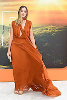 """Margot Robbie<br /> arriving for the """"Once Upon a Time... in Hollywood"""" premiere, Leicester Square, London<br /> <br /> ©Ash Knotek  D3514  30/07/2019"""