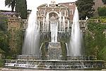 The Fountain of the Water Organ, Tivoli Gardens, Italy