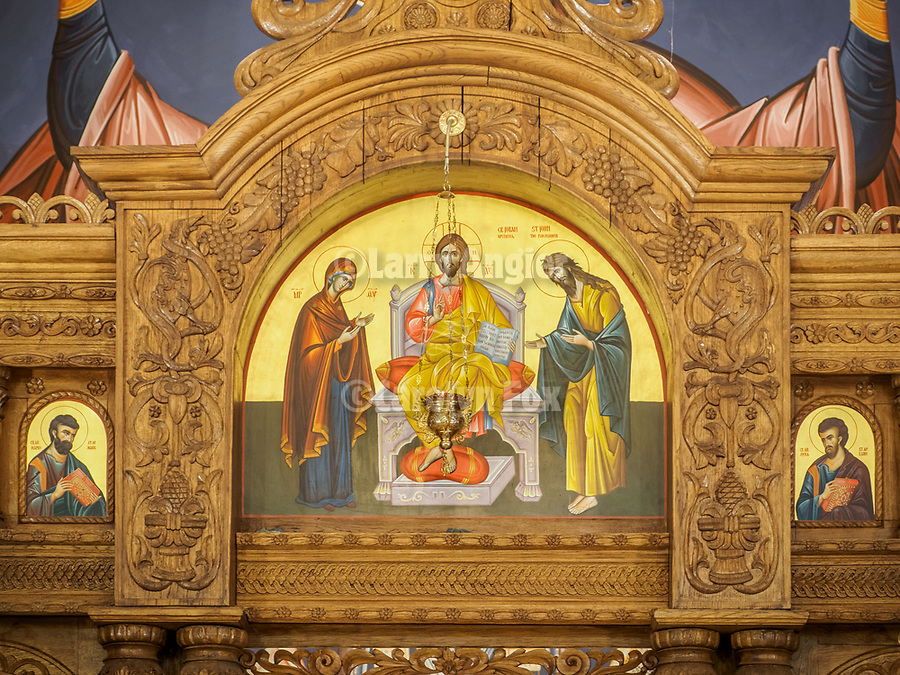 Holy Trinity Serbian Orthodox Church, Butte, Montana