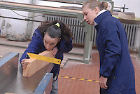 - I.P.S.I.A. (Professional Institute for Industry and Handicrafts) G. Meroni, vocational school for the wood industry, furniture and furnishings; carpentry workshop....- I.P.S.I.A. (Istituto Professionale per l'Industria e l'Artigianato) G. Meroni, scuola di avviamento professionale per l'industria del legno, del mobile e dell'arredamento; laboratorio di falegnameria