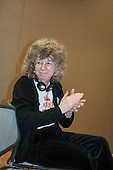 Washington DC, USA. Chico Vive conference, 4th April 2014. Conference organiser Linda Rabben.