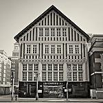 The Tientsin Press Building.  Built And Originally Used By Cook & Anderson.  Tianjin (Tientsin).