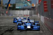 Verizon IndyCar Series<br /> Honda Indy Toronto<br /> Toronto, ON CAN<br /> Sunday 16 July 2017<br /> Tony Kanaan, Chip Ganassi Racing Teams Honda<br /> World Copyright: Phillip Abbott<br /> LAT Images<br /> ref: Digital Image abbott_toronto_0717_8693