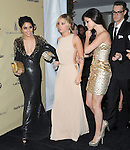 Vanessa Hudgens,Ashley Tisdale,Selena Gomez  at THE WEINSTEIN COMPANY 2013 GOLDEN GLOBES AFTER-PARTY held at The Old trader vic's at The Beverly Hilton Hotel in Beverly Hills, California on January 13,2013                                                                   Copyright 2013 Hollywood Press Agency
