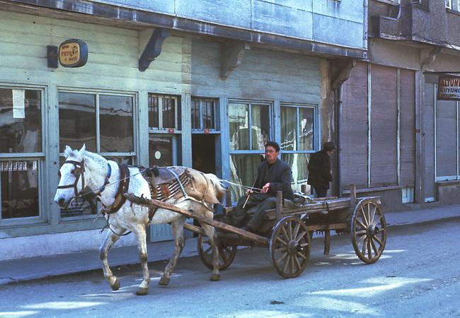 Sinop street scene