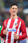 Fernando Torres of Atletico de Madrid reacts during their La Liga match between Atletico de Madrid and Deportivo Leganes at the Vicente Calderón Stadium on 04 February 2017 in Madrid, Spain. Photo by Diego Gonzalez Souto / Power Sport Images